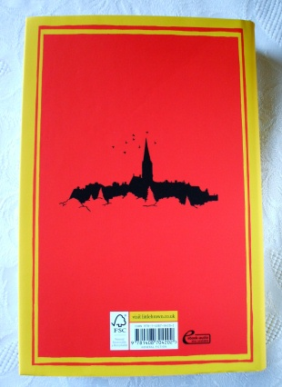 The Casual Vacancy. JK Rowling. UK First Edition, 1st Print. H/B