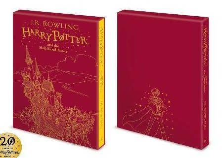 Harry Potter Half-Blood Prince. UK Boxed Gift Edition First Ed