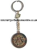 Harry Potter, Ministry of Magic , Metal Keychain, Rare!