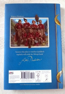 Quidditch Through The Ages. JK Rowling 2017 UK First Edition