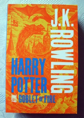 Harry Potter and the Goblet of Fire Bloomsbury 2013 Edition