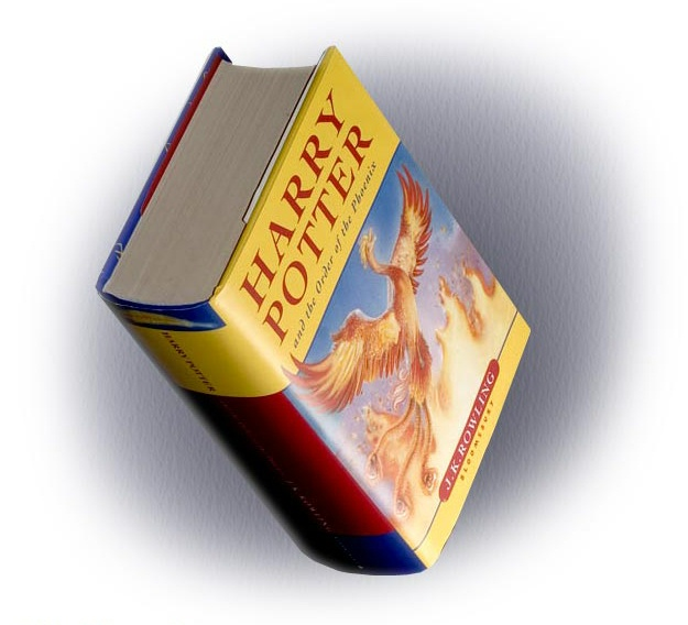 Harry Potter Books Young Readers : Harry potter and the order of phoenix uk first