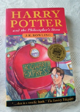 Harry Potter The Philosopher 39 S Stone 1997 First Edition