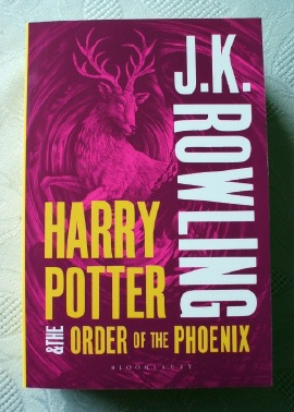 Harry Potter & the Order of the Phoenix Bloomsbury 2013 Edition