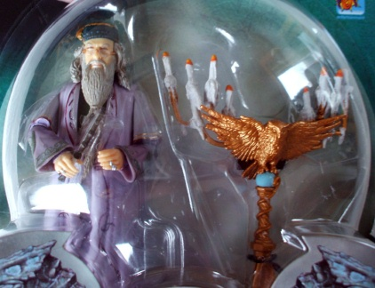 Harry Potter PopCo. Albus Dumbledore Action Figure Sealed