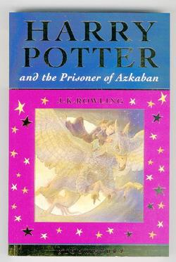 Harry Potter & the Prisoner of Azkaban Celebration First Edition