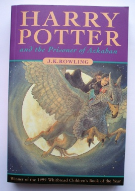 Harry Potter Prisoner of Azkaban Canadian First Edition P/B