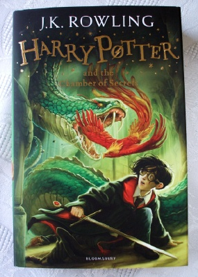 Harry Potter Chamber of Secrets Bloomsbury 2014 First Edition