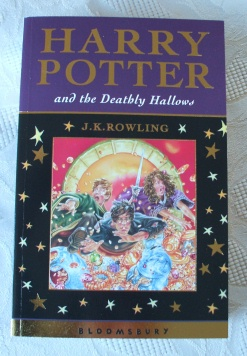 Harry Potter and the Deathly Hallows Celebration First Edition