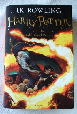 Harry Potter Half-Blood Prince Bloomsbury 2014 First Edition