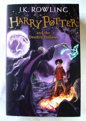 Harry Potter Deathly Hallows Bloomsbury 2014 First Edition
