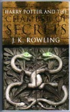 Harry Potter and the Chamber of Secrets (Adult Cover) UK 1st Ed.