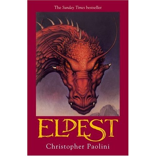 Christopher Paolini. ELDEST. UK 1st/1st Paperback