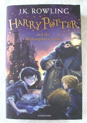 Harry Potter Philosopher 39 S Stone Bloomsbury 2014 First