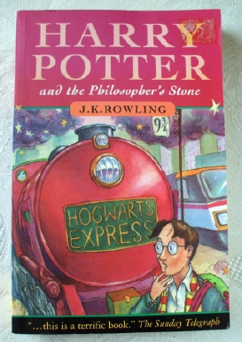 Harry Potter and the Philosopher's Stone Canadian First Edition