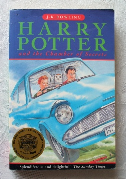 book 2 chamber of secrets 1998 uk first edition harry potter book 2    Harry Potter 2 Book