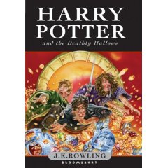 Harry Potter & the Deathly Hallows (Young Reader) First Edition.