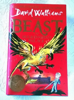 David Walliams The Beast of Buckingham Palace. First Edition, HB