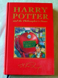 Harry Potter And The Philosopher 39 S Stone Uk Deluxe First
