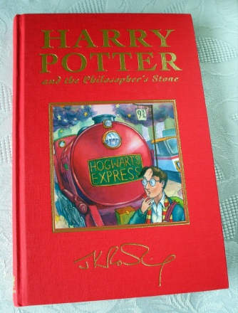 Harry Potter And The Philosopher 39 S Stone P B 30 First