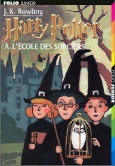 Harry Potter a l'ecole des Sorciers. French Ed (Philosopher's)