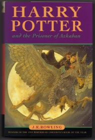 Harry Potter & the Prisoner of Azkaban. UK 1st/3rd Edition. H/B