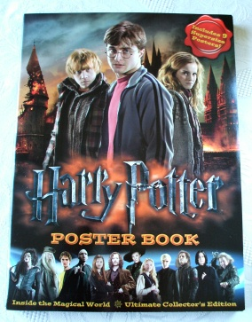 Harry Potter Poster Book The Ultimate Collector's Edition