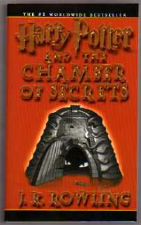 Harry Potter and the Chamber of Secrets. US First Edition P/B