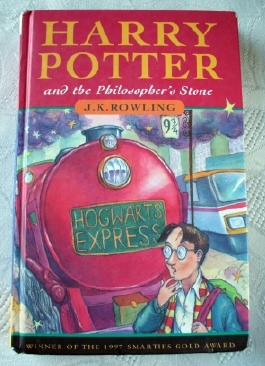 Harry Potter & the Philosopher's Stone First Edition 14th Print