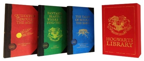 Harry Potter. The Hogwarts Library Set. US First Edition