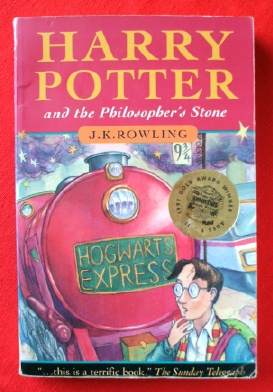 Harry Potter And The Philosopher 39 S Stone P B First Edition