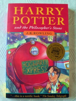 Harry Potter and the Philosopher's Stone P/B (29) First Edition