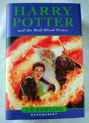 Harry Potter Half-Blood Prince Australian First Edition Hardback