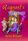 The NEW Harry Potter? Ragnorf's Revenge. Signed, Lined & Dated