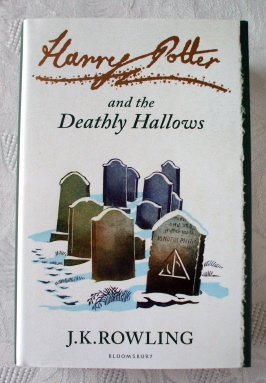 Harry Potter & Deathly Hallows Signature Edition HB First