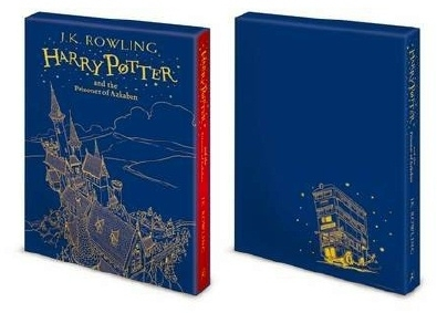 Harry Potter Prisoner Of Azkaban. UK Boxed Gift Edition First Ed
