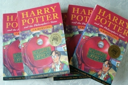 Harry Potter & the Philosopher's Stone 1997 First Edition (stock
