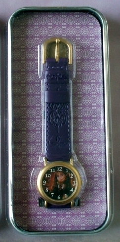 Harry Potter Wrist Watch with Changing Image Dial. 2002