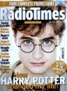 Radio Times Magazine. Harry Potter Cover. Daniel Radcliffe 2011