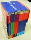Harry Potter Four Book Box Set (Ted Smart) Early Editions