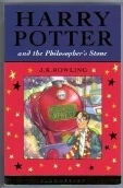 Harry Potter and the Philosophers Stone UK 1st Ed. Celebration.