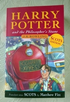 Harry Potter and the Philosopher's Stane SCOTS Edition