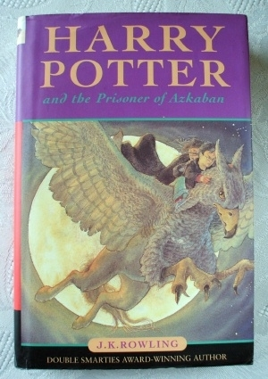 Harry Potter JK Rowling Bloomsbury Azkaban Early UK 9th Print