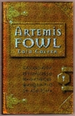 Eoin Colfer. Artemis Fowl. UK First Edition 1st Print H/B VIKING