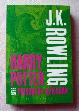 Harry Potter and the Prisoner of Azkaban Bloomsbury 2013 Edition