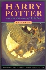Harry Potter and the Prisoner of Azkaban Original UK Edition P/B