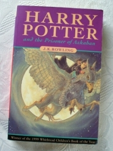 Bloomsbury Harry Potter Azkaban 1999 First Edition P/B (stock)