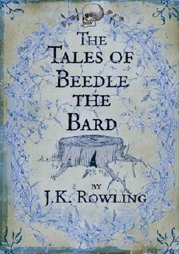 The Tales Of Beedle The Bard UK Standard First Edition