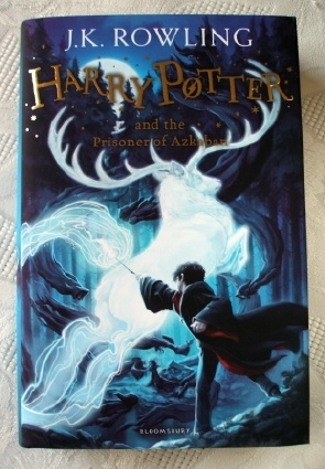 Harry Potter Prisoner of Azkaban Bloomsbury 2014 First Edition