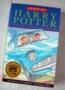 Harry Potter Paperback First Edition, Chamber of Secrets.